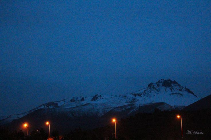 Mountain Erciyes