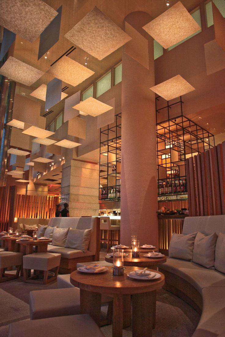 Zuma Restaurant, Epic Building. Miami. Best Asian, along with Nobu