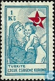 1940 Turkey - Child Aid