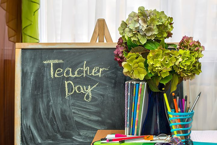 Teacher's Day Quotes, Wishes & Poems For Your Kids