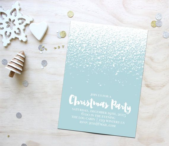 18 best Winter Party images on Pinterest Christmas parties - fresh invitation 60th birthday party templates