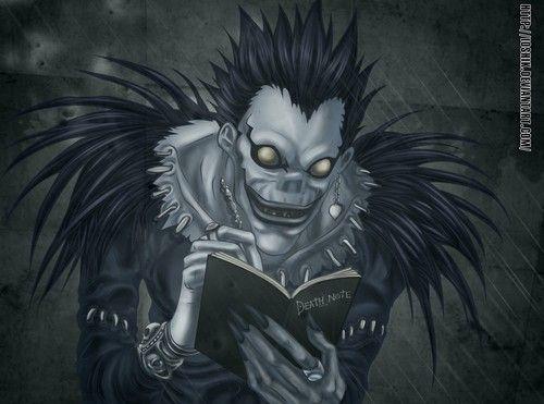 Death Note es la serie animada con una combinación de suspenso, psicológico y sangriento. Esta es la historia de un chico que se encuentra tirado un libro
