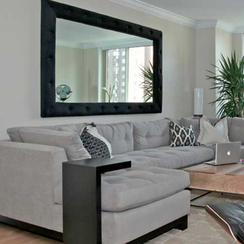 25 Best Ideas About Mirror Over Couch On Pinterest Over Couch Decor Big W