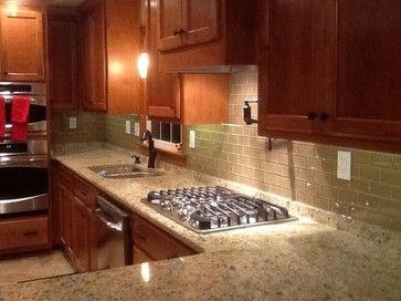 19 Best Kitchen Backsplash For Santa Cecilia Granite