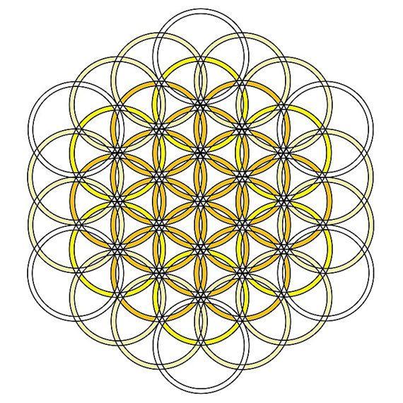 Archangel Gabriel Delight Crystal Grid 85x85 By