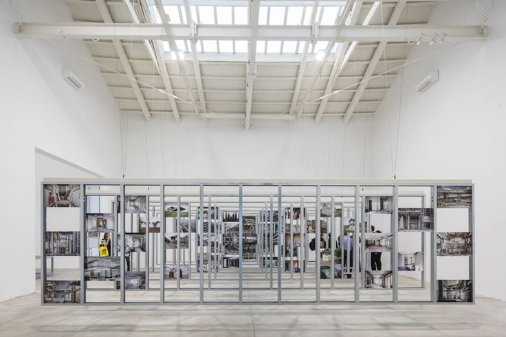 UNFINISHED / curated by Carlos Quintáns & Iñaqui Carnicero. Spanish Pavilion at the 2016 Venice Biennale. Image © Laurian Ghinitoiu