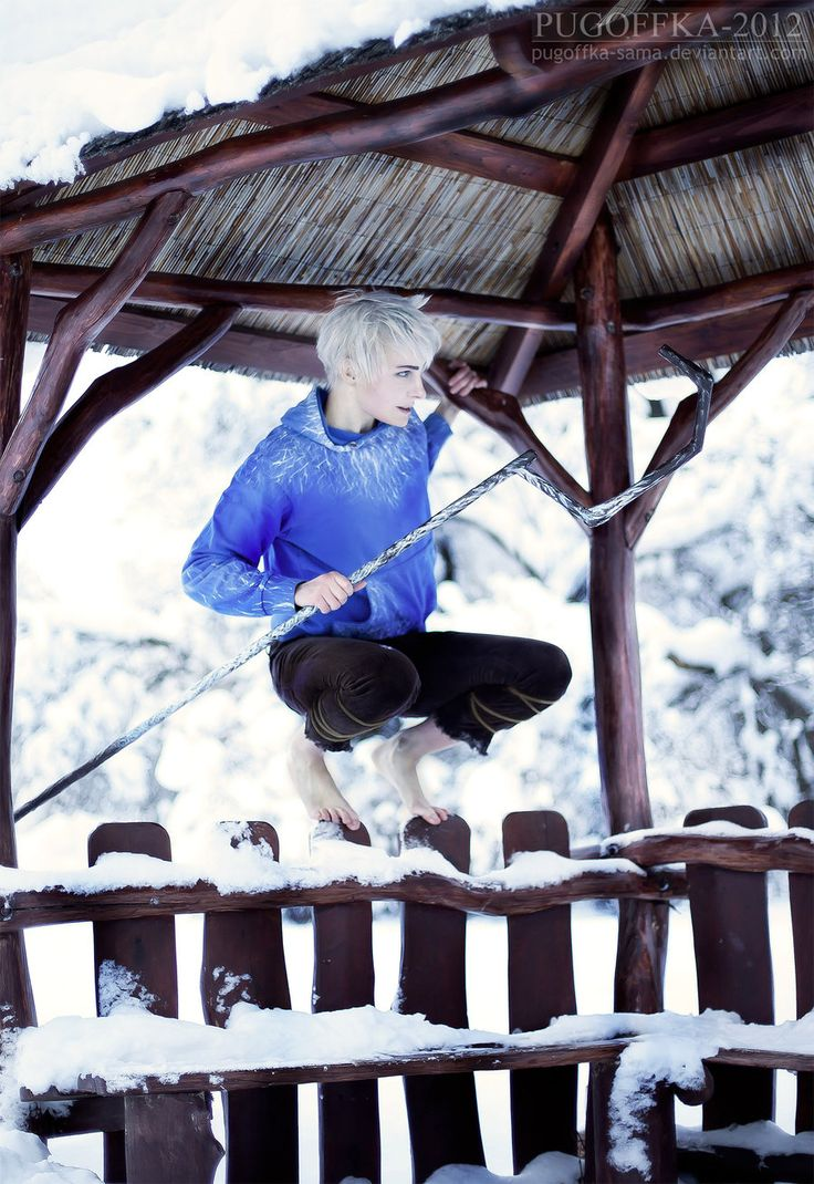 He must have been freezing! Awesome Jack Frost cosplay from Rise of the Guardians - 10 Jack Frost Cosplays