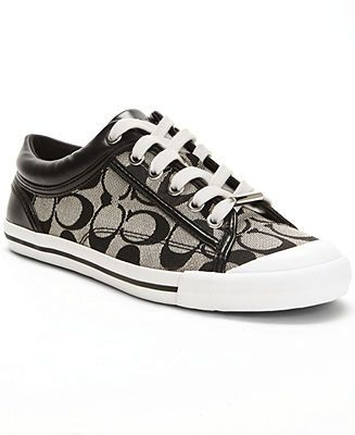 COACH FRANCESCA SNEAKER - Coach Shoes - Handbags & Accessories - Macy's