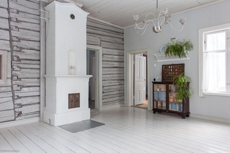 Myytävät asunnot, Finnberginkatu 3, Parainen #oikotieasunnot #puutalo