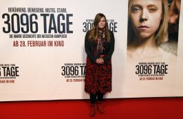 The story of Natascha Kampusch, who grew from a 10-year old to a young woman as a captive of a sadistic abductor, is now a movie.