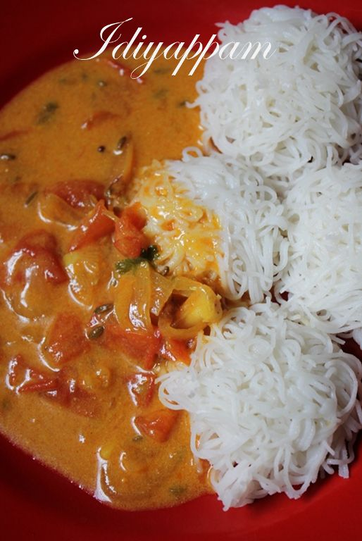 Amma's Idiyappam Recipe / String Hoppers Recipe / Rice Idiyappam Recipe