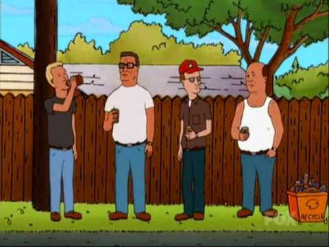 king of the hill theme song (good sound quality)