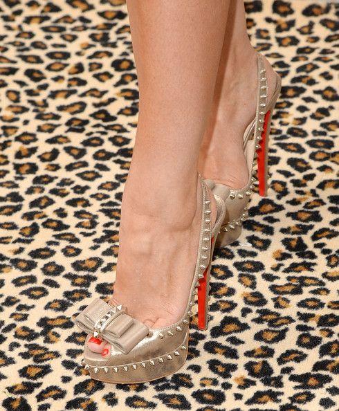 Courtney Hansen Shoes