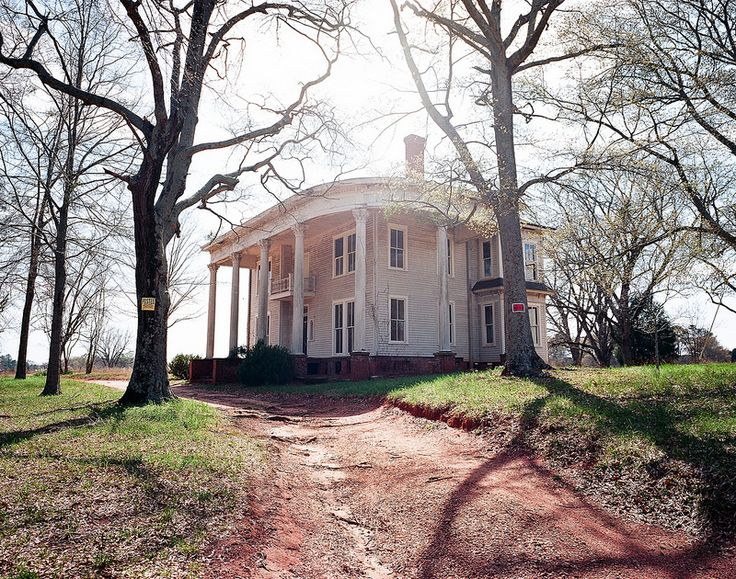 Abandoned (Corona) - Nolan House at Hwy 83 and Nolan Store Rd. Bostwick, Georgia. The Nolan House is an abandoned plantation home that has been vacant for over 35 years. Photo taken April 2013. 5/5/13 ☀ CQ