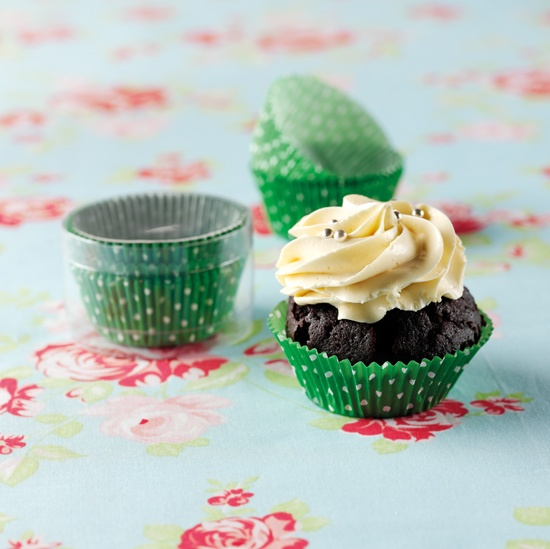 World's Biggest Coffee Morning cup cake cases | Coffee shop | Macmillan Cancer Support