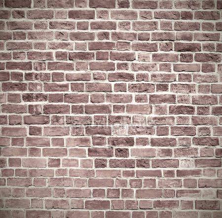 Downloaden - Close-up van bakstenen muur — Stockbeeld #6710918