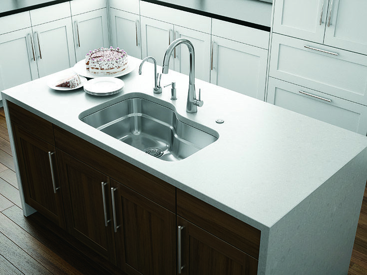 Looking For Premium Stainless Steel Sinks Franke Kitchen Systems Has Perfected The Design Of Stainless Steel Kitchen Sinks
