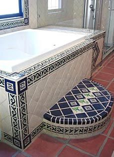 1000 ideas about mexican style bedrooms on pinterest for Mexican bathroom ideas