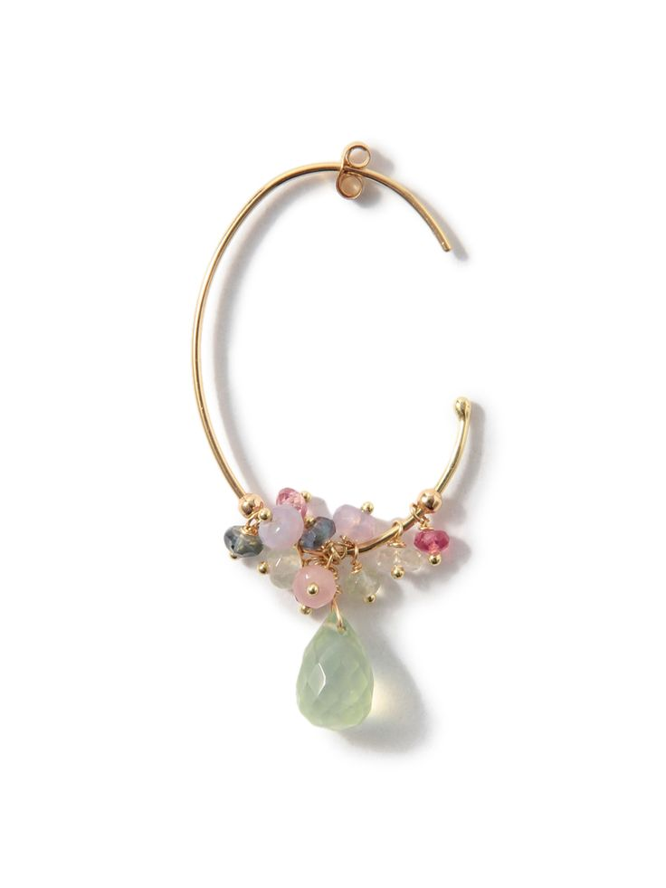 H.P.FRANCE BIJOUX|SWEET PEA ピアス(片耳)