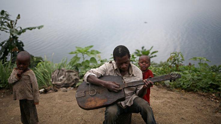Diskriminierung, Hunger und Krankheiten: Das Ende der Pygmäen auf Idjwi