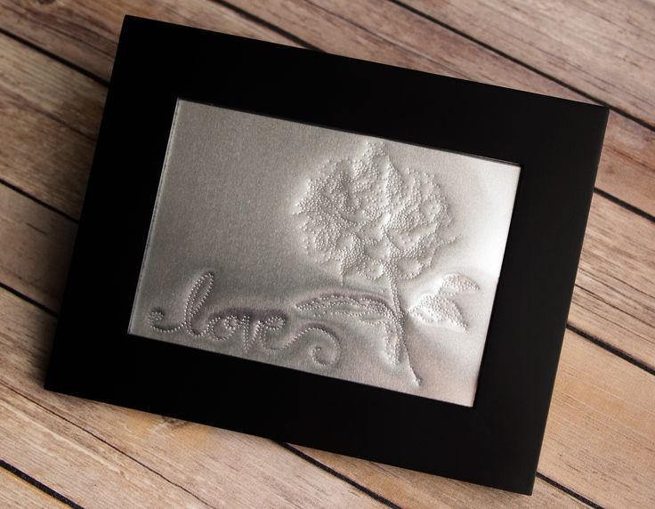 Hey, Curio users! Have you tried metal stippling yet? This is a piece of stippled metal art I made for my Valentine's Day décor. Shall we find out how to use the Silhouette Curio™ to stipple on metal? Let's do it! Supplies and Tools needed for this project: Curio Stippling & Etching tool Curio emboss mat and platforms 1 and 2 Metal stippling sheet Rose design (ID #73159) Love design (this one came with the double-sided adhesive starter kit, but there are similar designs in the design s...