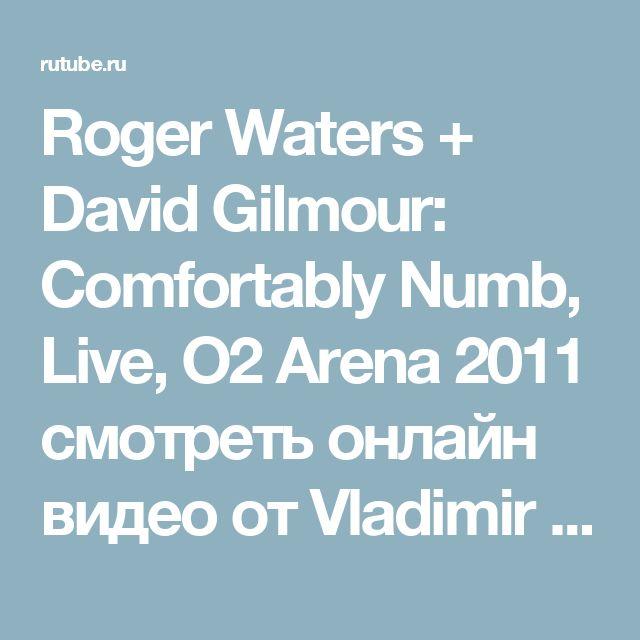 Roger Waters + David Gilmour: Comfortably Numb, Live, O2 Arena 2011 смотреть онлайн видео от Vladimir Dyachenko в хорошем качестве.
