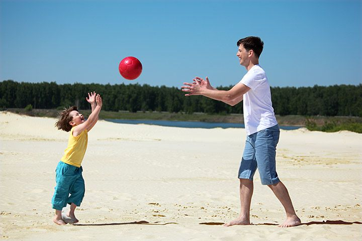 Fathers Day Activities - Sports Day