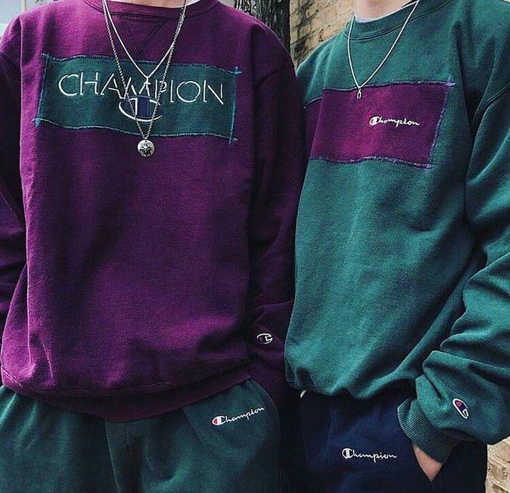 Champion streetwear