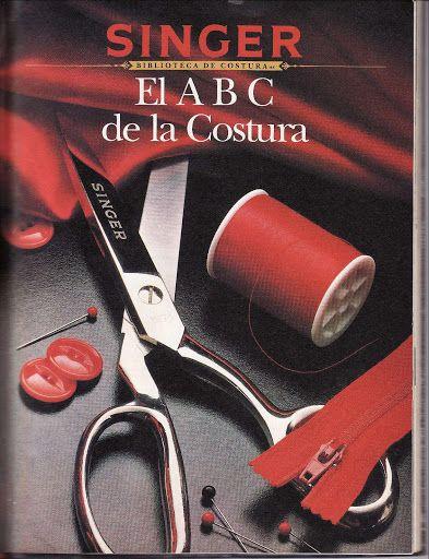 SINGER - EL ABC DE LA COSTURA - mariaarchivo10 - Álbumes web de Picasa