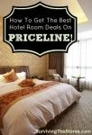 How to get the best deals on Priceline, but then call the hotel.  Most will match the rate if they can find it at the same time you are finding it on a third party website!