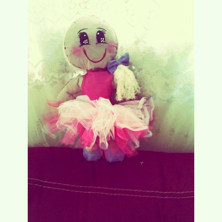 Muñeca de ballet