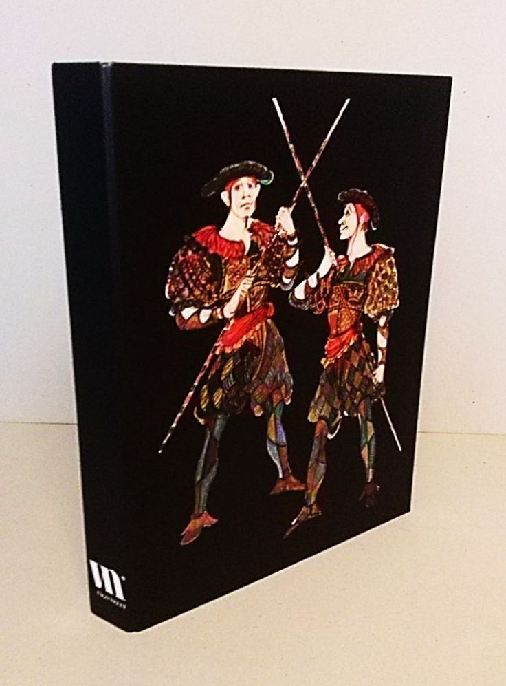 THE TAMING OF THE SHREW  Unique 4-ring binder design