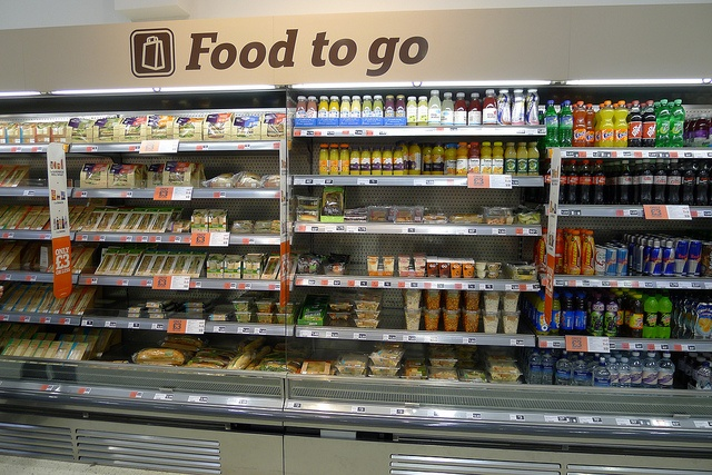 Food to go by J Sainsbury, via Flickr
