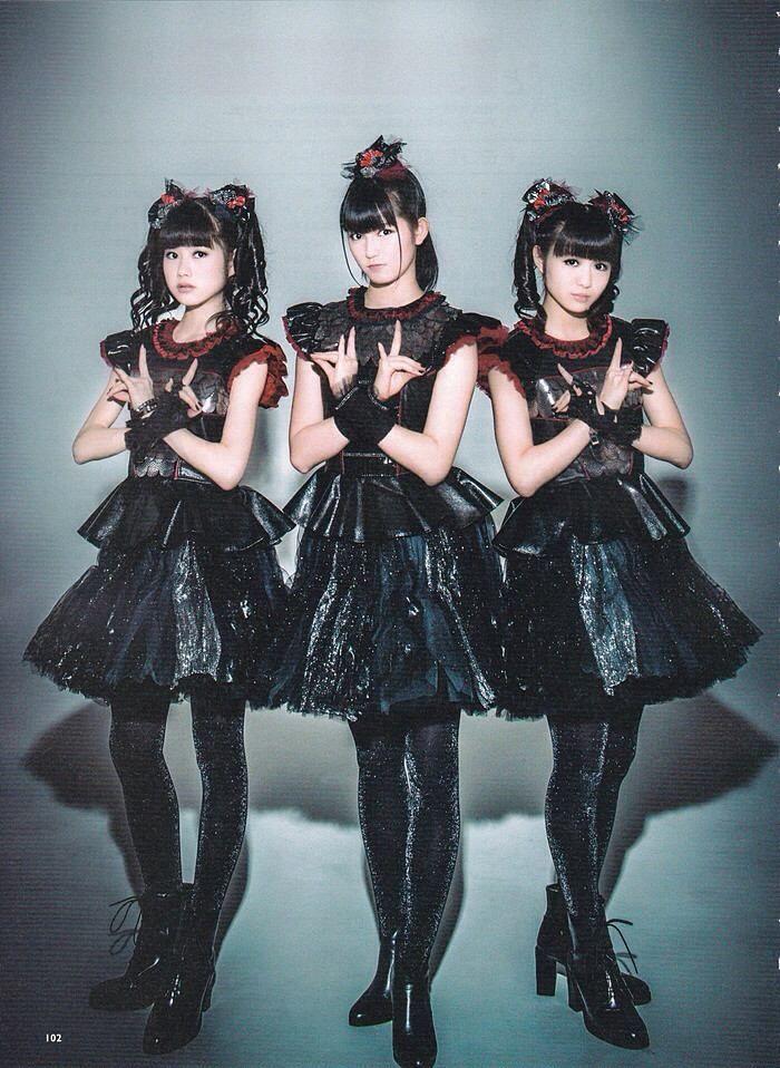 BABYMETAL CD&DL - Imgur上のアルバム