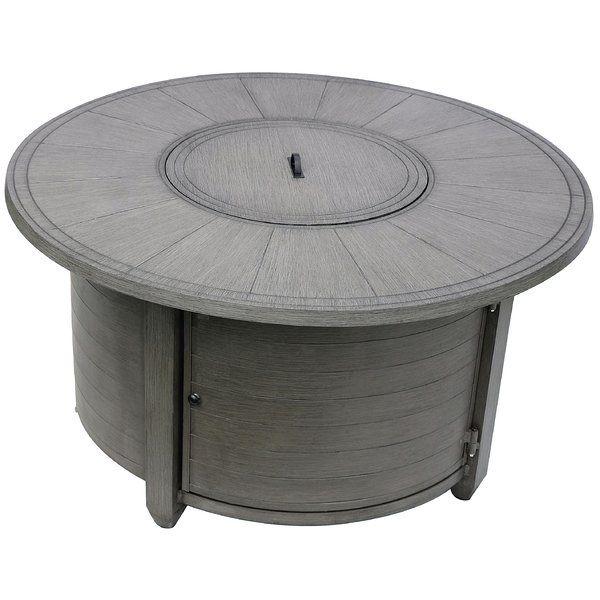 Az Patio Heaters Aluminum Propane Gas Fire Pit Table Wayfair Propane Fire Pit Table Fire Pit Table Propane Fire Pit