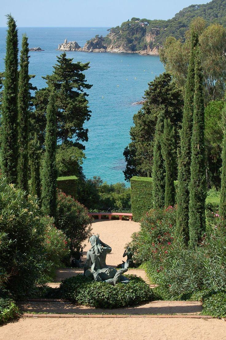 Jardines de Santa Clotilde. Gerona, Spain.
