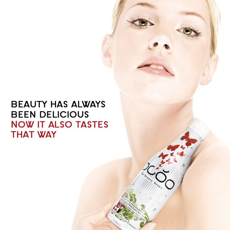 Beautydrink, real beauty comes from within.  #refreshyourbeauty #beautydrink #ccoo #ocoodrink shop at www.ocoo.info