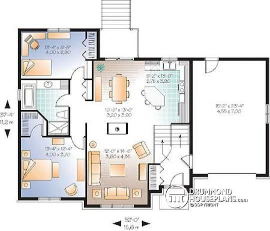729 Best House Plans Images On Pinterest Small Houses