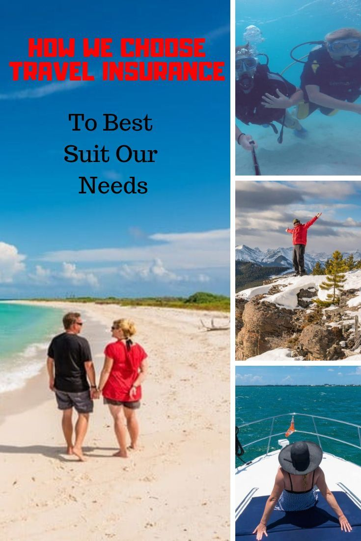 How We Choose Travel Insurance To Best Suit Our Needs Best