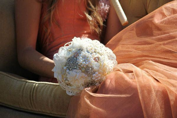 Brooch bouquet  button wedding bouquets, custom & bespoke wedding bouquets, vintage wedding bouquets, themed wedding bouquets, unique centrepieces, buttonholes, sydney australia