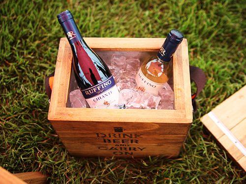 #wooginoki #box #beer #woodenbeerbox #woodbox #outdoor #handmade #woodencooler #camping