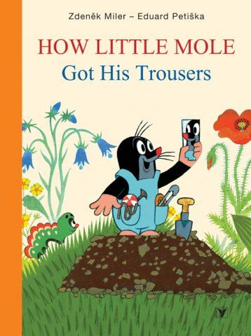 The Mole (in the Czech original called Krtek, or, for little mole, Krteček) is an animated character in a series of cartoons, created by Czech animator Zdeněk Miler in 1956. Since its inception, the character won itself an enormous popularity in many Central European countries, as well as India, China, Russia and Japan.
