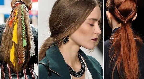 Sonbahar / Kış 2014-2015 Saç Trendleri | Kadinveblog
