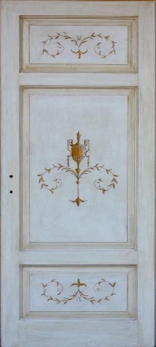 17 migliori idee su porte dipinte su pinterest pittura - Porte antiche dipinte ...