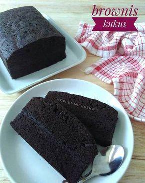 Resep Brownis Kukus Ny Liem Recommended Oleh Novi Ummu Husna Resep Brownis Makanan Kue Lezat