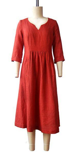 Digital Cinema Dress Sewing Pattern for women | Sewing Pattern Shop | Liesl + Co