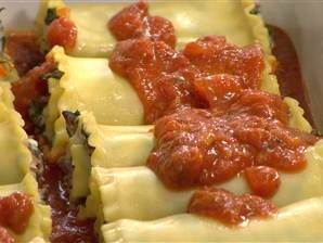 142 best the today show recipes images on pinterest clean giada makes lasagna two ways short rib lasagna rolls more forumfinder Gallery