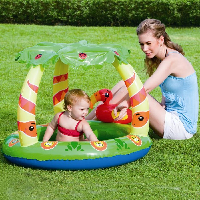 Friendly Jungle Play Pool - 52179