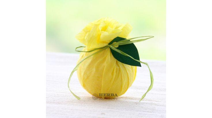 Citrusliget fürdőgolyó