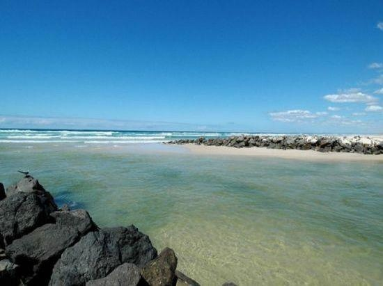 Pottsville Creek, Pottsville Beach NSW. A special place in so many ways...